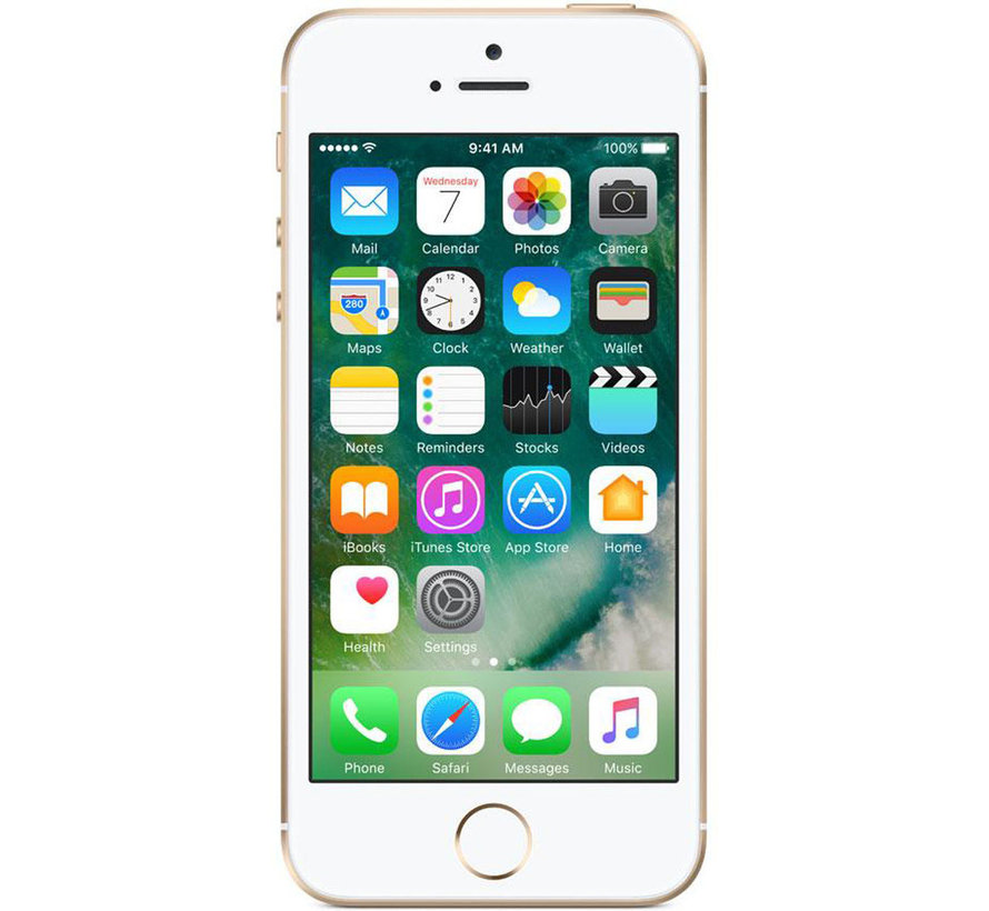 iPhone SE 64GB Goud