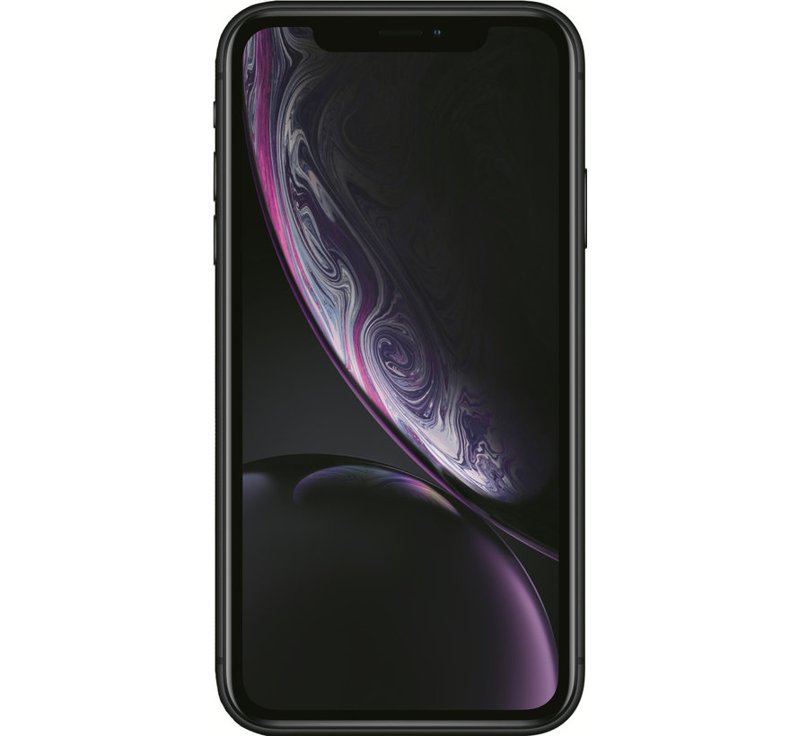 iPhone XR 64GB Zwart