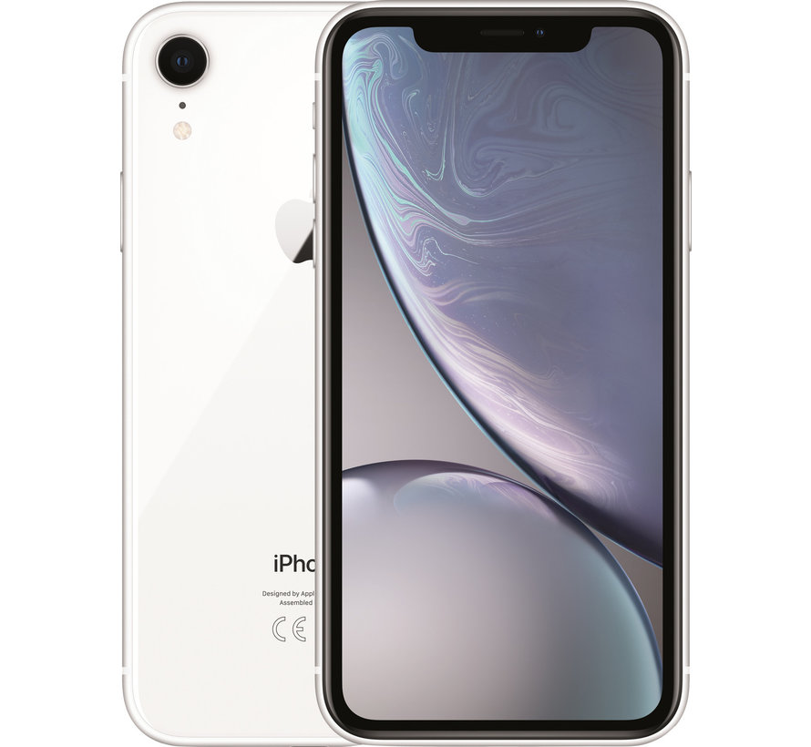 iPhone XR 256GB Wit