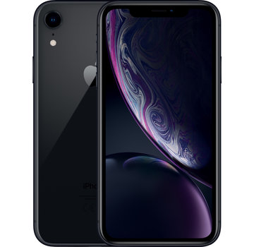 Apple iPhone XR 256GB Zwart