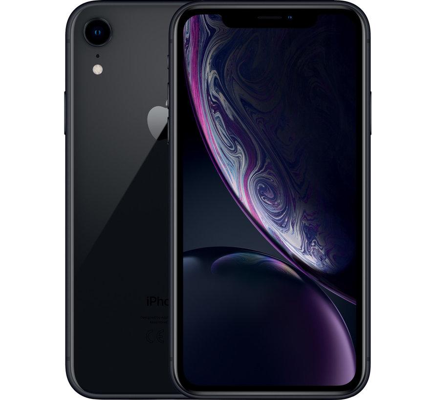 iPhone XR 256GB Zwart