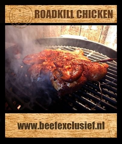 ROADKILL CHICKEN - DON'T DRINK & TOK