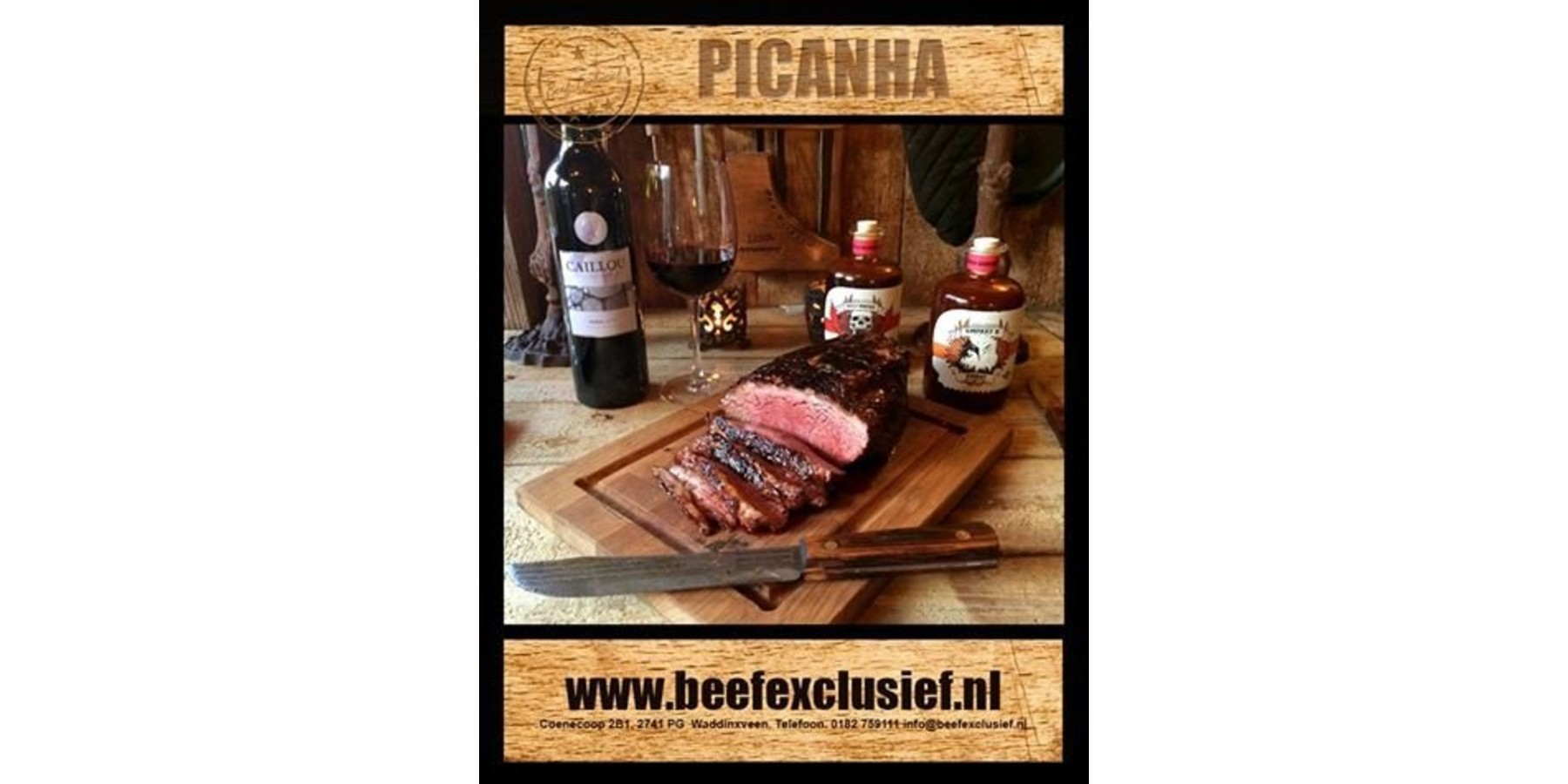 Picanha (staartstuk)