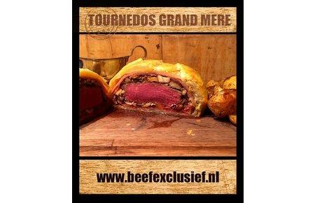 BeefEx Black Angus Beef - Graan gevoerd Tournedos