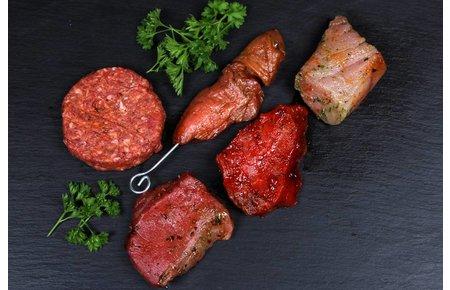 Aaibaar Vlees BBQ Pakket Diamond (500 gram)