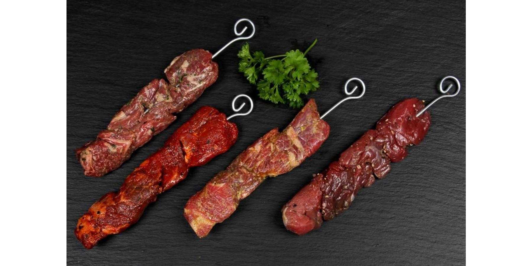Beef Exclusief Spiesen Pakket