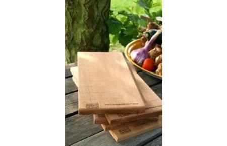 Koken op hout Cederhouten BBQ-plank klein
