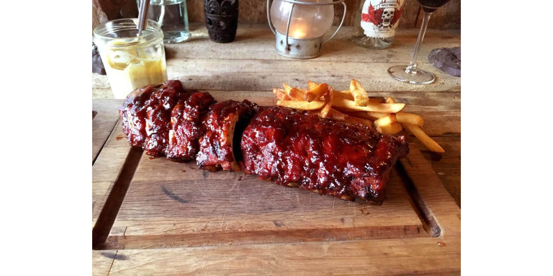 Spare ribs - Breed