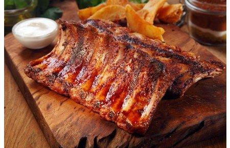 Spare ribs - huisgemarineerd en gegaard