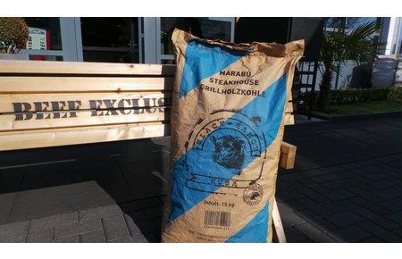 Black Ranch Marabu houtskool (15 kg)