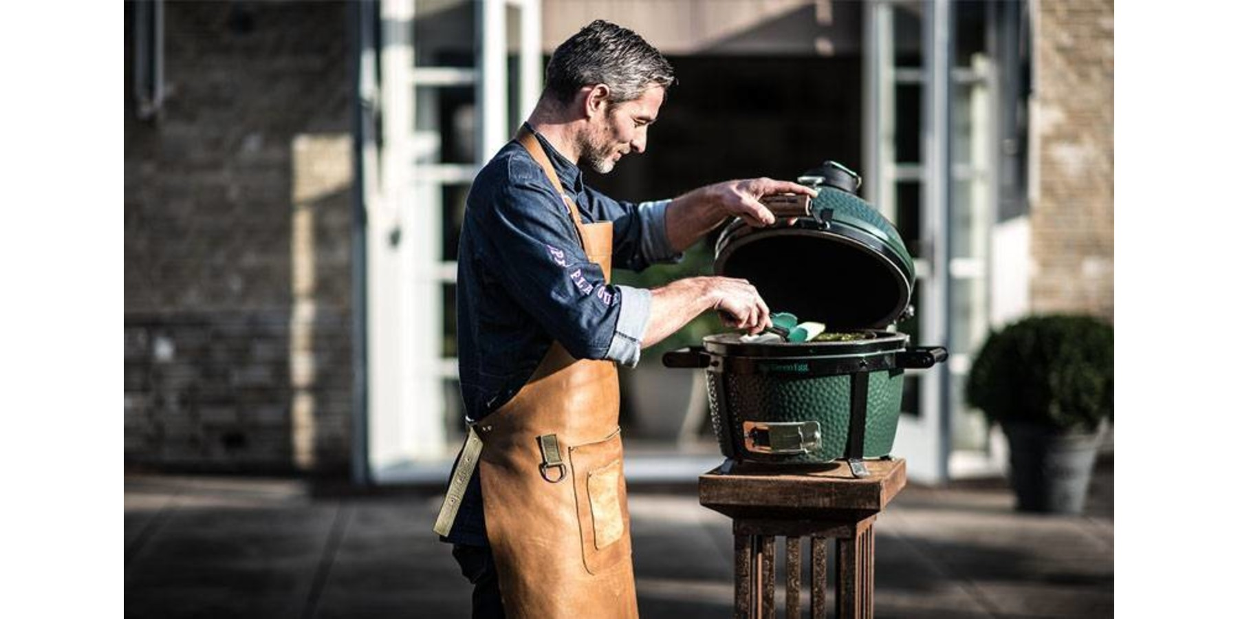 BIG GREEN EGG MINIMAX BUNDEL