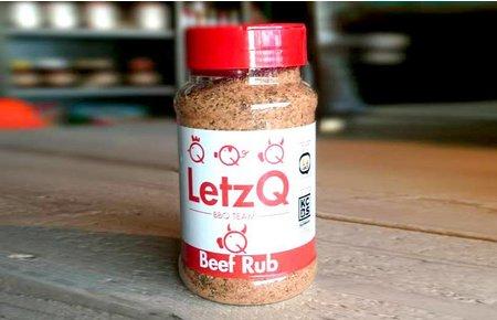 LetzQ Beef rub