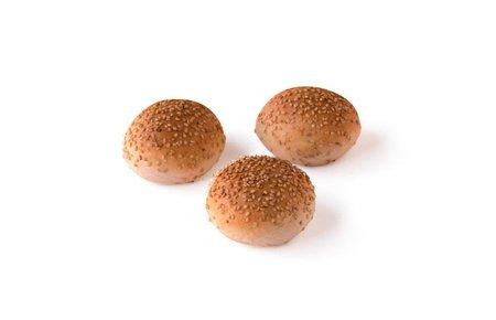 Mini hamburger broodjes 10 stuks