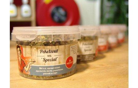 Rookoven Pekelkruiden vis