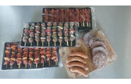 Barbecue pakket XL