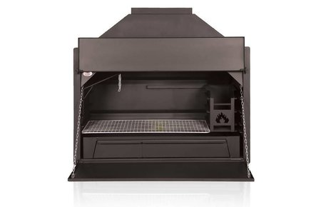 Home Fires Braai Supreme de luxe 1000 inbouwmodel