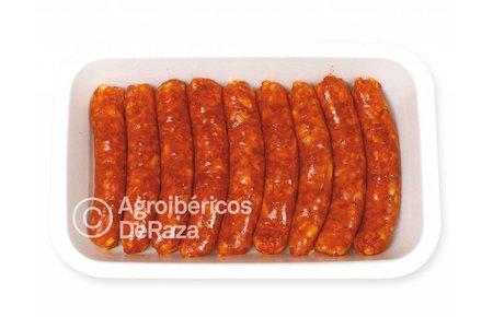 DeRaza Iberico Longaniza worst Roja