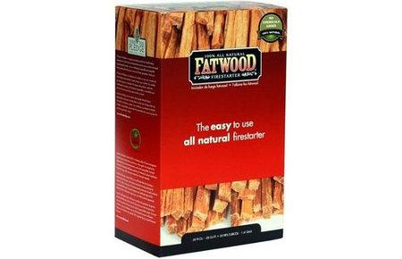 All-natural Fatwood firestarter
