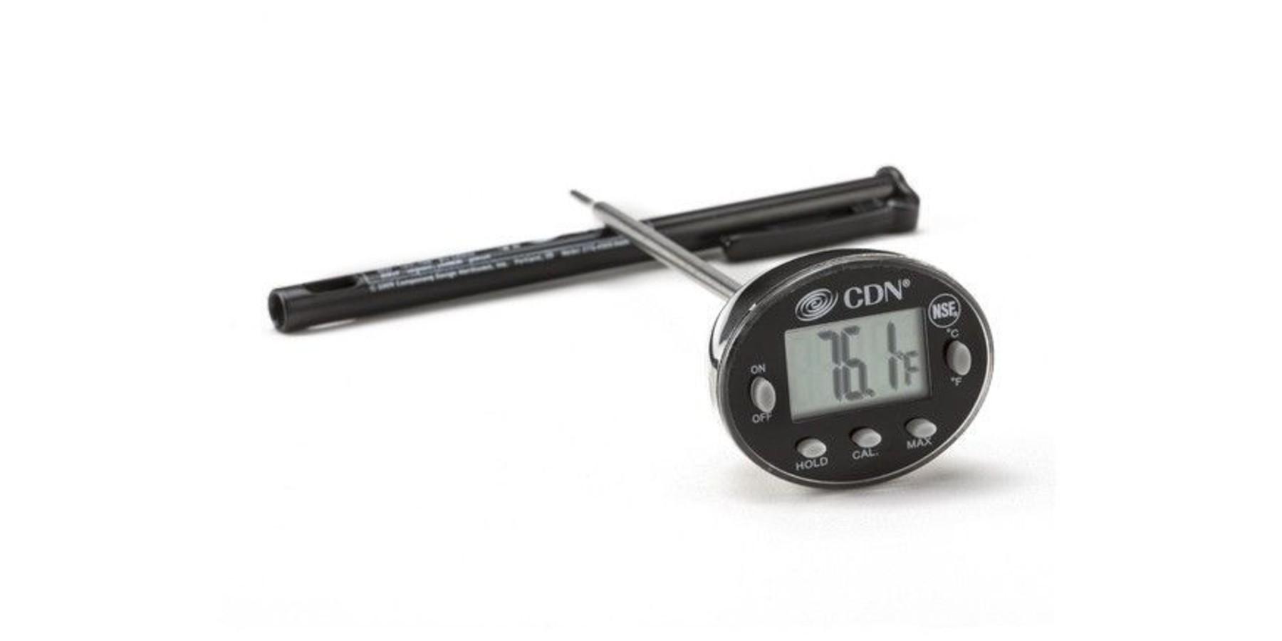 Pro-accurate digitale thermometer