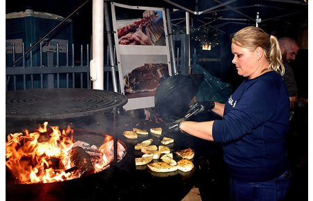 Workshop menu's bereiden op de BBQ