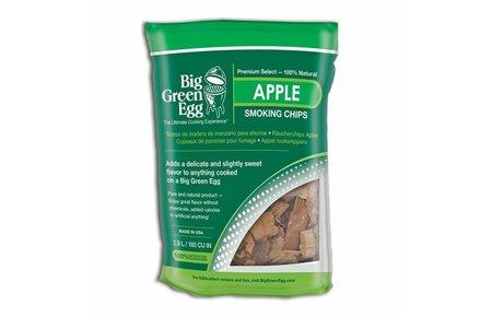 Big Green Egg Wood Chips Apple