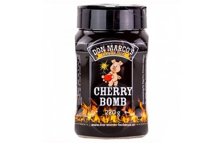 Don Marco's Barbecue Cherry bomb rub