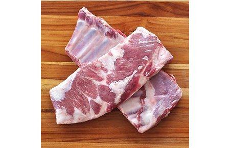 Nieuw Zeelands Lamsvlees Lams spareribs