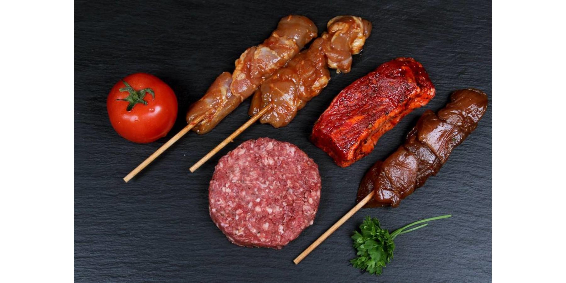 BBQ Beef Exclusief pakket