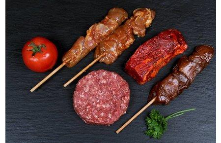Aaibaar Vlees BBQ Beef Exclusief pakket