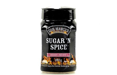 Don Marco's Barbecue Sugar 'n Spice