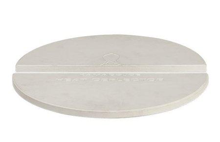 Kamado Joe Half Moon Deflector Plates (Set of 2)