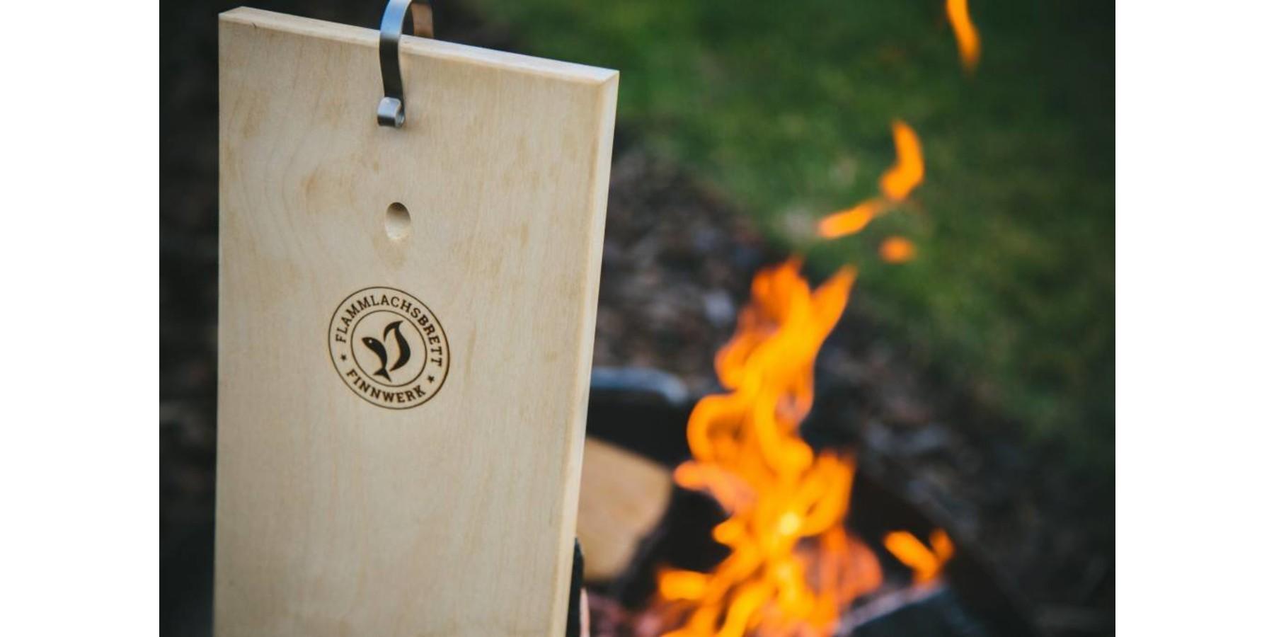 Flammlach rookplank - Enkele set