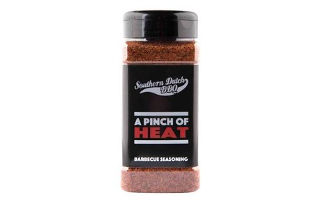 Southern Dutch BBQ A  pinch of heat - bbq rub