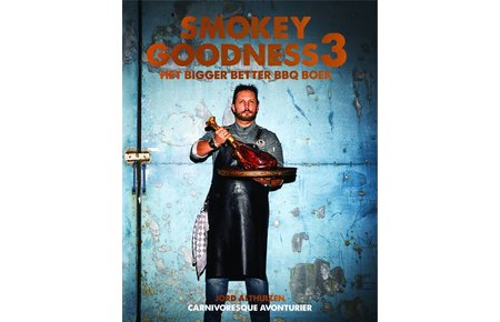 Smokey Goodness Smokey Goodness 3 - Het bigger better BBQ boek