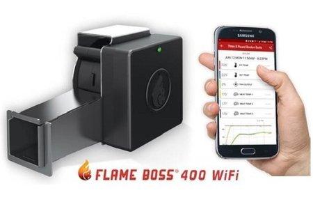 Flame Boss Flame Boss 400 wifi  bbq controller