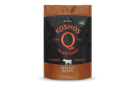 Kosmos Q Reserved Blend Brisket Injections