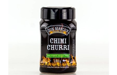 Don Marco's Barbecue Chimichurri
