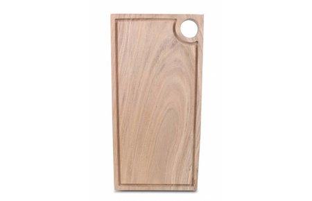 Stuff Design Snijplank 'Carve' Acacia hout