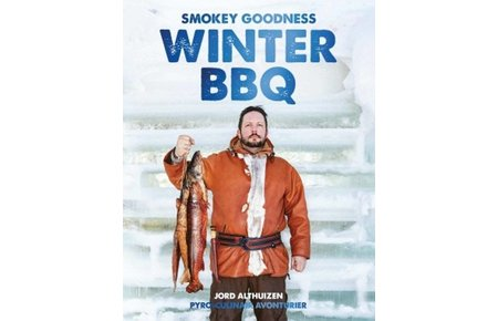 Smokey Goodness Smokey Goodness 4 - Winter BBQ boek