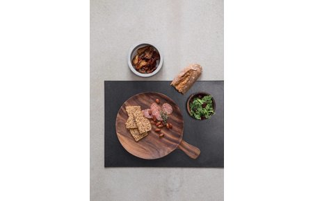 Stuff Design Serveerplank 'Plato' rozenhout
