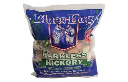 Blues Hog Rookhout chunks Barkless Hickory ca. 2 kg