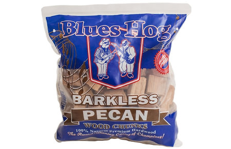 Blues Hog Barkless Pecan Wood Chunks
