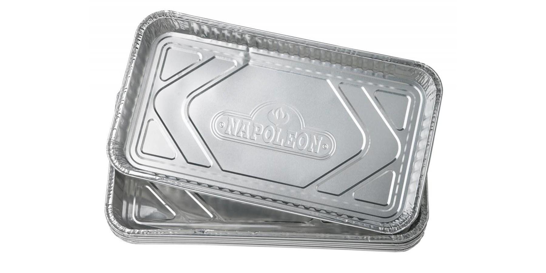 Aluminium disposable bakjes (5 stuks)
