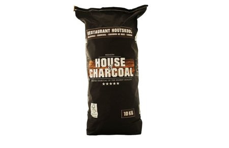House of Charcoal Restaurant Houtskool 10 KG / House of Charcoal