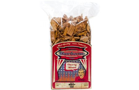 Axtschlag Cherry chips - kersen rookhoutsnippers