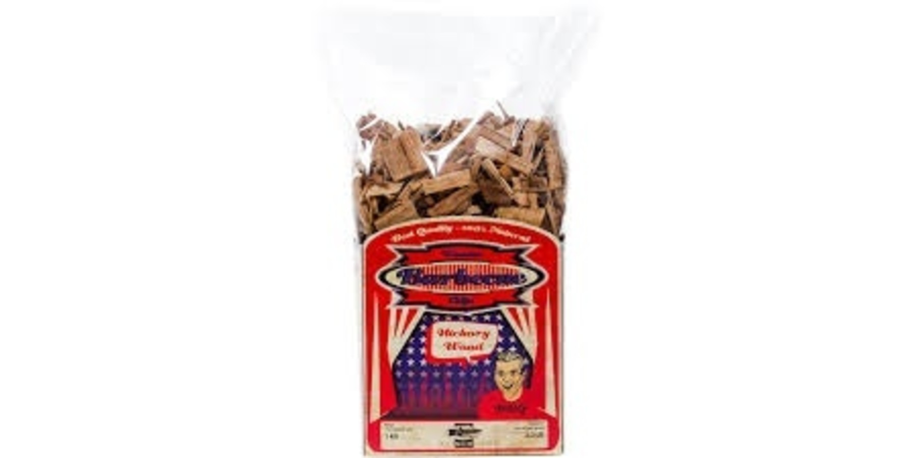Hickory chips - rookhoutsnippers