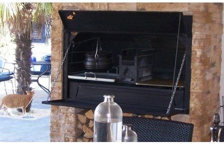 Home Fires Braai Gietijzeren pot of pan 6 liter (potjie)