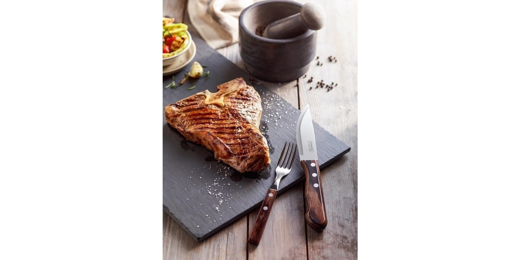 4 delig steakmessenset 'Gaucho'