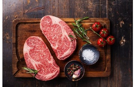 Wagyu Beef Rib eye steak - MBS 6 - 7