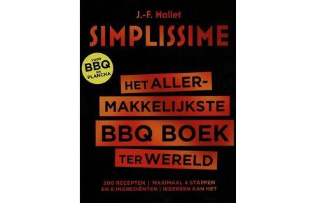 Het allermakkelijkste BBQ boek ter wereld